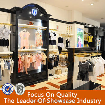 retail clothing store furniture baby clothes store interior design ...