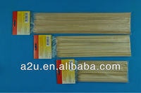 natural bamboo meat/beef skewers/sticks