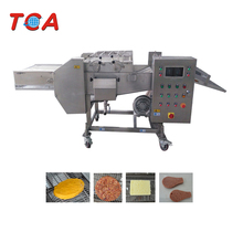 Hot Selling High Efficiency Electric Hamburger Patty Forming Making Machine