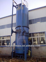 Energy saving msw city waste biomass gasification gas engine generator