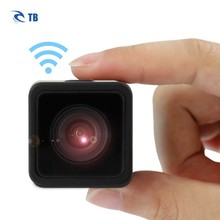 TianboTech Mini 720P WIFI HD Hidden Spy Camera Video Recorder Motion Detection Wireless Real-time Remote Live Nanny Cam