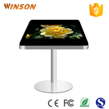 Small interactive table ir touch with lcd video display