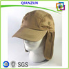 Earflap Baseball Cap Style Sun Protection Hat Ear Cover Hat