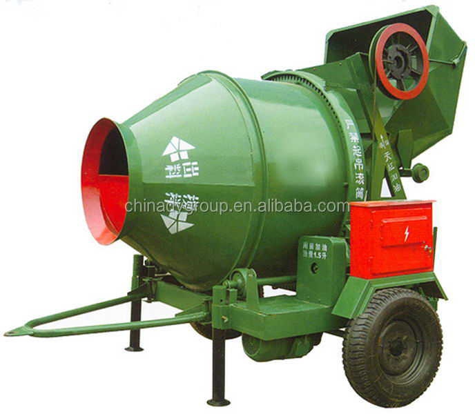 JZC 250 concrete mixer/made in china/self loading concrete mixer for sale