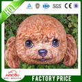 Wholesale factory cheap dog face cushion & pillow