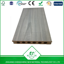 Superior Quality waterproof WPC co-extrusion floor deck for outdoor use