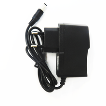 plug USB wall mounted 12V 1A power adapter AC DC power adapter with cable line white.balck color