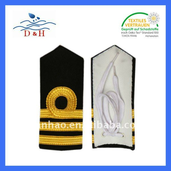 China Advanced and Excellent Thermal Transfer Print Sleeve Label military badges and insignia For Military/Government