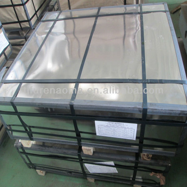 JIS G3303 standard 0.16-0.45mm SPCC/MR T3 ba electrolytic tin plate sheet in prime quality for painting industry