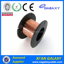 Hot sale self adhesive copper winding wire and price, self bonding Enameled Wire armature winding wire for small coils, 155C
