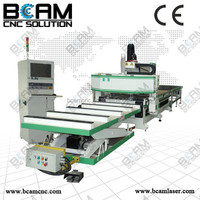 BCAMCNC! machinery woodworking BCM1325E professonal for panel furniture machine