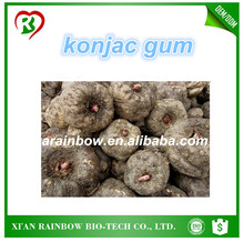cas no 37220-17-0 Hot! Food Grade konjac gum powder konjac glucommannan powder