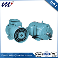 250KW strong induction variable speed best machine motor