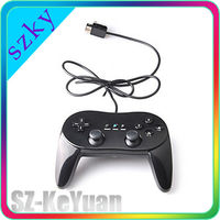 Wholesale For Wii Pro Wired Classic Controller