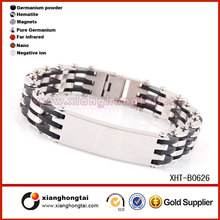 Wholesale stainless steel magnetic bangkok jewelry