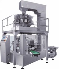 Automtaic Nuts Doypack Packaging Machine