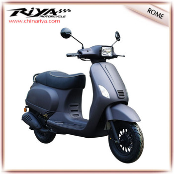 50cc scooter for adults vespa style gas scooter with eec for Where can i buy a motor scooter