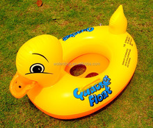 Pool Toy Inflatable Duck Rider 73cm x 78cm,inflatable animal rider for Children