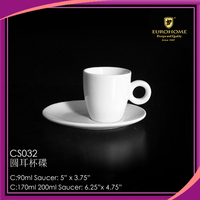 Eurohome online shopping stock dinning crockery set cup and saucer