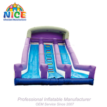 2018 custom Niceinflatable Factory giant inflatable slide for adult