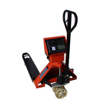 1Ton Dynamic Load Cell Counting Pallet Truck Scale