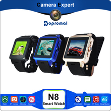 Mp3 player Touch screen sim card smart watch mobile phone