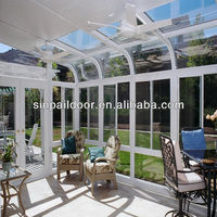 2014 New Model Veranda Sunroom