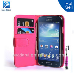 New Wallet Leather Cover Case for Samsung Galaxy Express 2 I8730