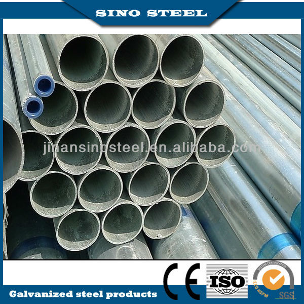 Reliable high-end erw carbon steel pipe