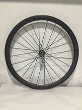 700c carbon road wheel 38mm 27.25mm wide 3k novatec 271 hub cheap carbon fiber bike wheels