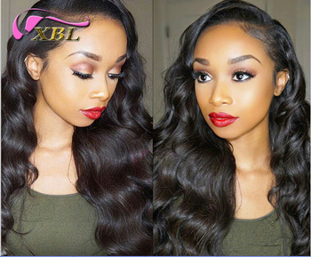 XBL Golden Suppliers One Donor Peruvian Loose Wave Remy Hair