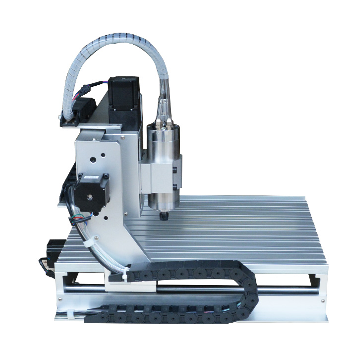 cnc engraver mini Vertical Type CNC Router Engraving, Drilling, Milling Machine for Wood, Plastic, Metal & Stones
