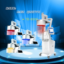 650nm Laser Cold Laser Hair Gegrowth Treatment Beauty Machine / Laser Cap For Hair Growth