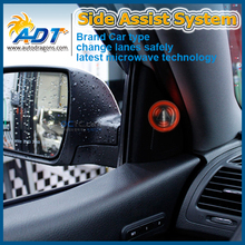24GHz Microwave Radar Universal Driving Blind Spot Assist Fit All Warning Sensors Detection System for GMC
