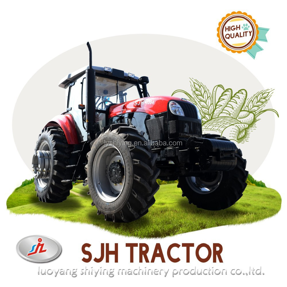 2015 brand new 135 HP cheap farm tractor with CE certificates