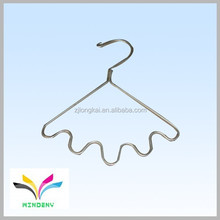 China supplier hot selling decorative stable metal wire unique high quality diy garment racks