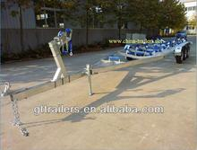 Galvanized Boat Trailers and large boat trailers (loading capacity:2500kgs)