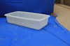 Large shallow plant tray for sale plastic nursery plant seed tray