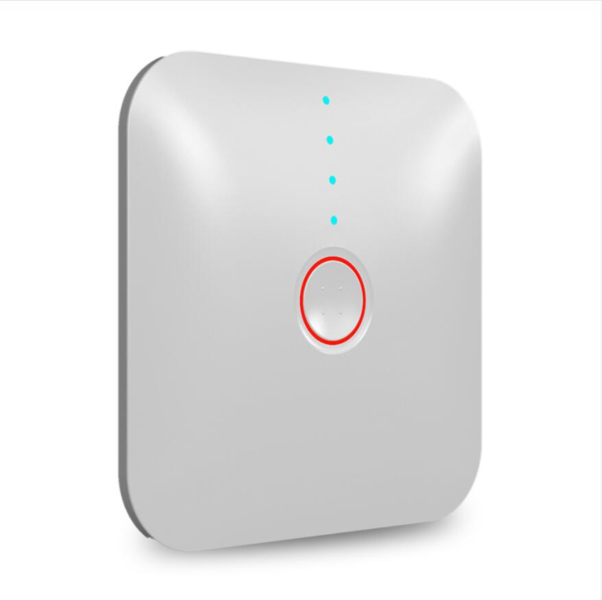 Modisches Wifi Alarm Kit Wireless Alarm System YL-007WS1N für den Heimgebrauch