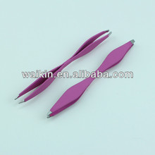 Extra Find Point Two Functions Stainless Steel Tweezers