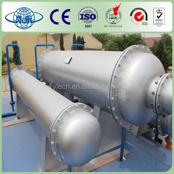 Coal Pyrolysis Plant 57 tons per day