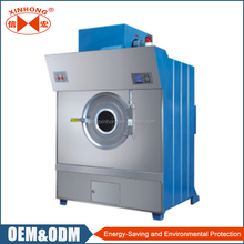 JHG-300PJN Microcomputer Control Industrial Steam / Low Noise Electric Clothes Dryer Machine