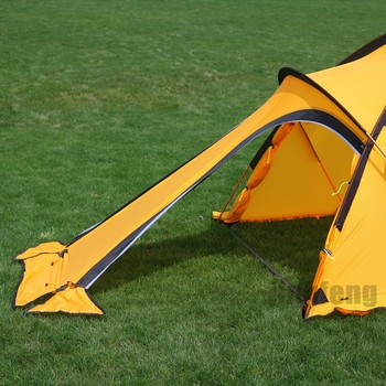 2 Person Tent Casual Hiking Camping Tent