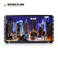 15.6 inch push button & motion sensor optional open frame lcd video tv