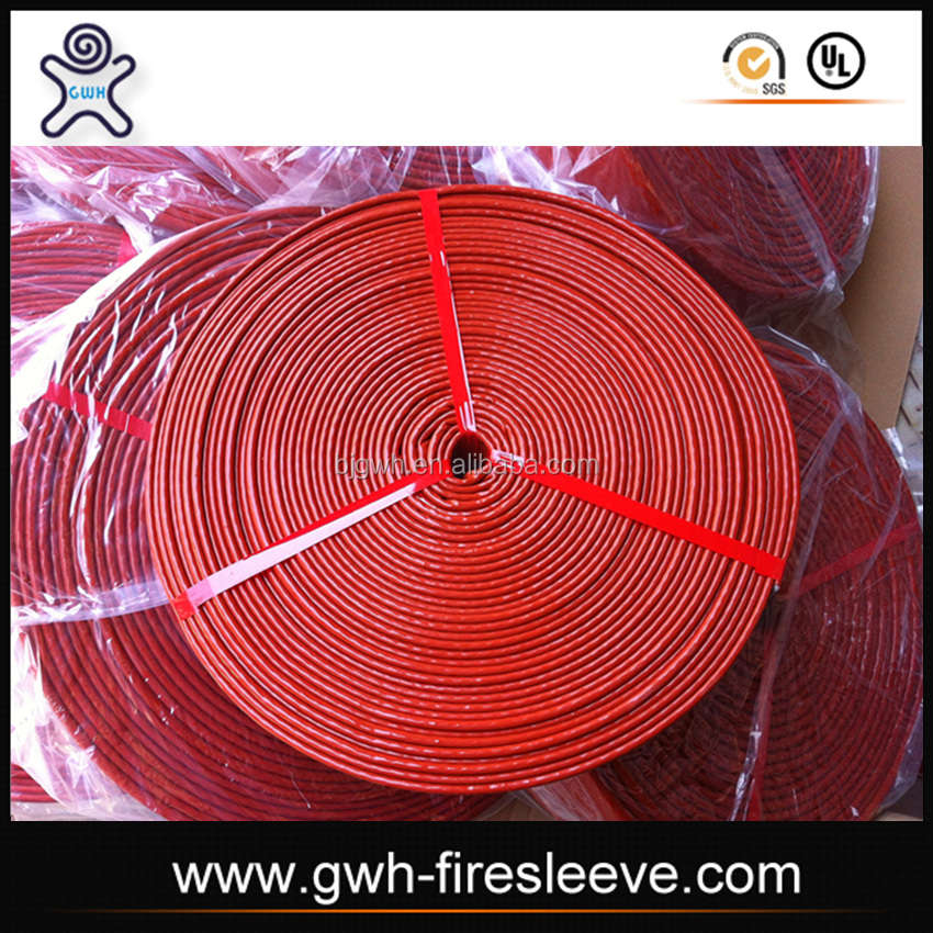 Silicone Rubber Cable Sleeve