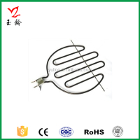 electric grill pizza oven heating element