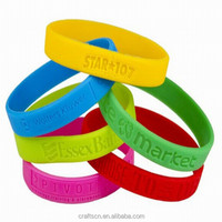 new fashion colorful waterproof colorful silicone band