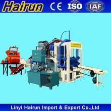 German technology QT4-20 Fully Automated Concrete Block/Bricks Production Line made in china