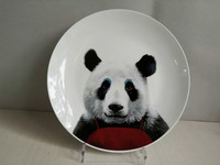 Chinese antique ceramic plate