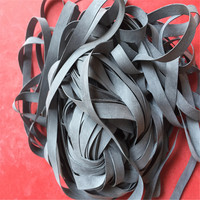 Heat resistance rubber elastic band for swimsuit